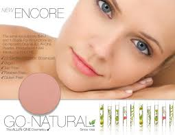 go natural makeup the all in one cosmetic makeup s order encore