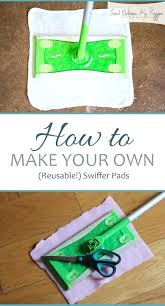 reusable swiffer pad how to make your own reusable pads pads pads refill pads pads crochet reusable swiffer