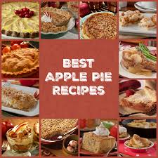 Best Pie Recipes The Best Apple Pie Recipes 12 Tasty Recipes For Apple Pie