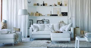 Arredamento salotto grande : Casa arredata con mobili ikea