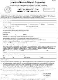 State Commercial Tax Credit Division Of Historic Preservation