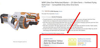 Nerf Distance Chart Nerfs New Ultra Blasters Shoot Farther Than Ever Before