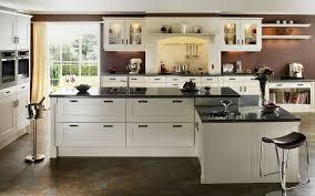 Hd Wallpaper White Contemporany Kitchen Kitchen Cabinets