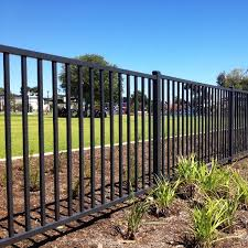 wrought iron fence ideas. Brilliant Wrought Office Alluring Black Wrought Iron Fence 0 Metal Steel Fencing Kerites Rod  Black Wrought Iron Fence Inside Ideas N