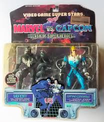 Marvel vs capcom toys