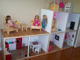 american girl doll house custom built