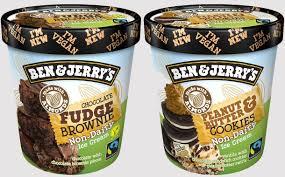 Unilever unveils Ben \u0026 Jerry\u0027s vegan ice cream in three flavours ...