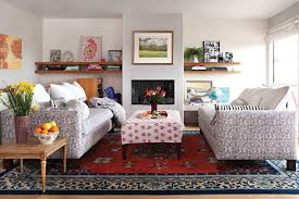 splendiferous same room emily henderson trends with red rugs for living picture white oriental rug throw