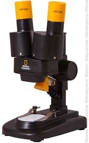 <b>Микроскоп стереоскопический Bresser</b> National Geographic 20x ...