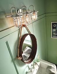 coastal style bath lighting. Coastal Bathroom Lighting Light Fixtures Surprising Best  Of Nautical Lights With Vanity Home Ideas . Style Bath C