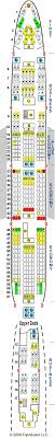 philippine airlines boeing 747 400 427 seats aircraft seating united airlines boeing 747 400 744 seat map