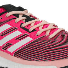 adidas shoes pink. adidas supernova boost - pink/black shoes pink