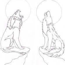 wolf howling drawing anime. Perfect Drawing 892x895 Roaring Lion And Howling Wolf By Strife6 On DeviantArt On Drawing Anime R