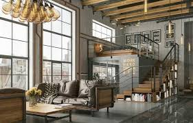 New York Loft Interior Design Get Inspired With These Incredible New York Industrial Lofts