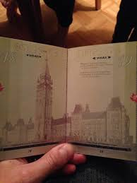 New Canadian Passport Design Writing For Designers Neat Hidden Designs