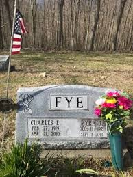 Myra Gardner Fye (1921-2014) - Find A Grave Memorial