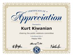 Collection Of Solutions Images Of Certificate Of Appreciation In