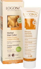 Logona Crema Colorante Capilar Aurora 150 Ml Ecco Verde Tienda