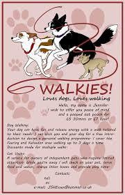Dog Walking Flyer by Kitten-Bomb on DeviantArt Dog Walking Flyer by Kitten-Bomb ...