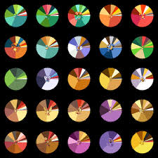 Poke Pie Charts Break Down The Color Palettes Of Your