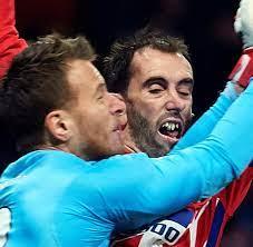 Diego Godin: Hier verliert ein Star von Atletico Madrid 3 Vorderzähne - WELT