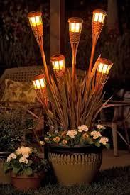 outdoor lighting ideas for parties. Interesting Parties LED Troch Lamps Outdoor Lighting To Outdoor Lighting Ideas For Parties