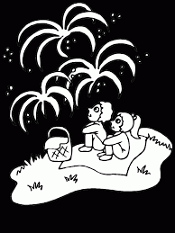 Small Picture Coloring Pages Free Printable Fireworks Coloring Pages Free P