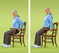 Levantarse de una silla