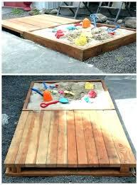 cedar sandbox sandboxes cedar sandbox with two bench seats plans cedar sandbox swing wood sandbox with cover plans