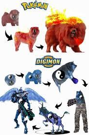 Digimon Evolve Chart