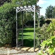 garden arch archways with gate australia architecture show