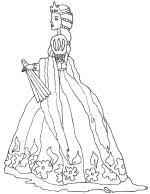 Kleurplaten Fantasie Ridders En Prinsessen Juf Milou