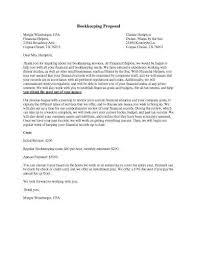 bookkeeping proposal bookkeeping proposal