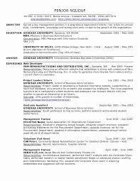 Android Developer Resume Luxury 51 Lovely Resume Examples For