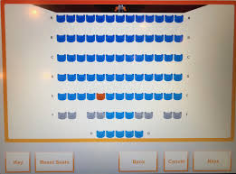 Regal Cinema Seating Chart Choosing Your Seat At The Movies Before Arriving Melody