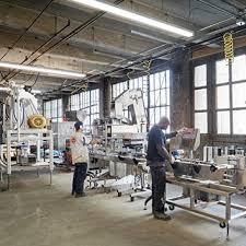 innovation lab brooklyn industrial office