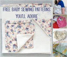 Free Sewing Patterns For Baby Stunning 48 Best Free Baby Clothes Patterns Images On Pinterest Sewing For