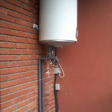 Presupuesto Instalar Termo Eléctrico ONLINE  HabitissimoComo Instalar Termo Electrico Horizontal