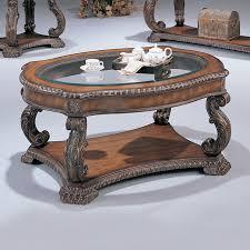 coaster fine furniture doyle glass coffee table