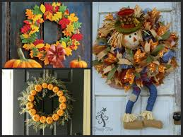 Fall Wreath Fall Wreath Diy Inspiration Fall Decorating Ideas Youtube