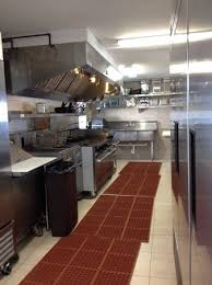 lovely clean kitchen picture of the shipyard restaurant bar