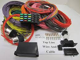 12 circuit 12 fuse universal wiring harness car truck streetrod 12 circuit 12 fuse universal wiring harness car truck streetrod chevy