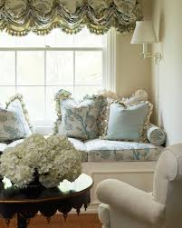 Window Treatments Ideas For Living Room Beauteous Decorating Ideas 48 Window Seats Traditional Home