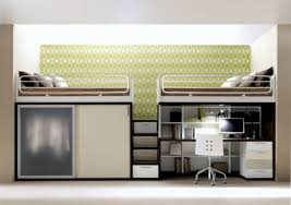 exquisite teenage bedroom furniture design ideas. Inspiring Ideas Luxury Bedroom For A Teenage Boy With Modern Design Double Loft Beds Storage Shelf Underneath Equipped Interesting As Well Kids Exquisite Furniture N