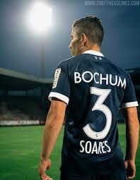 Vfl bochum 2005 2006 dws trikot bundesliga nike heim blau shirt jersey large l. Floodlight Blur Bochum 20 21 Home Away Kits Released Footy Headlines