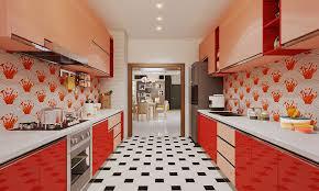 20 beautiful parallel kitchen designs