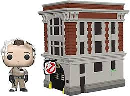 Funko Pop! Town: Ghostbusters - Peter with House ... - Amazon.com