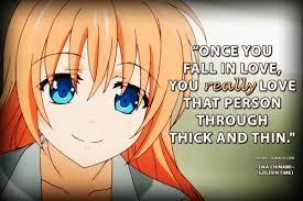Love Anime Quotes Delectable 48 Anime 'Love' Quotes To Get Your Day Started OtakuKart
