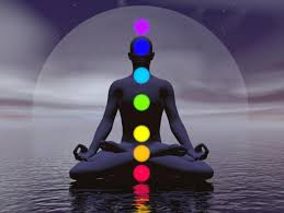 yoga what is yoga how does it work man sitting chakras