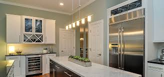 Island lighting fixtures Industrial How To Choose The Right Kitchen Island Lights Sebring Services Sebring Design Build How To Choose The Right Kitchen Island Lights Home Remodeling